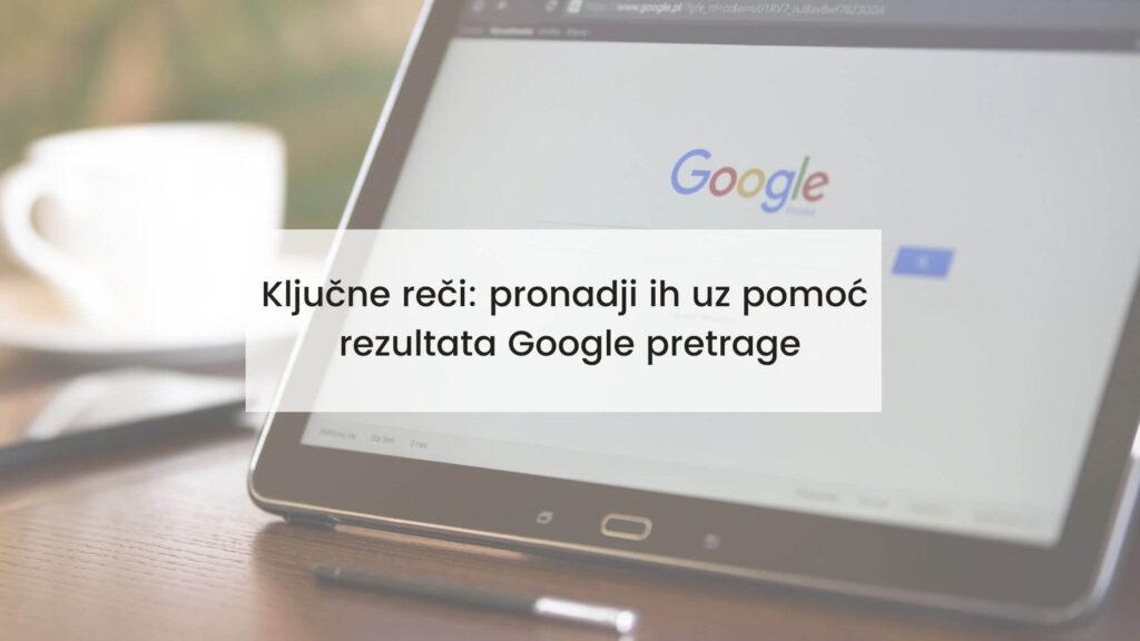 kljucne-reci-google-pretraga